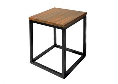 Industrial-side-table-40x40x60cm-
