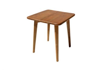 Oslo retro side table 45x45x50cm