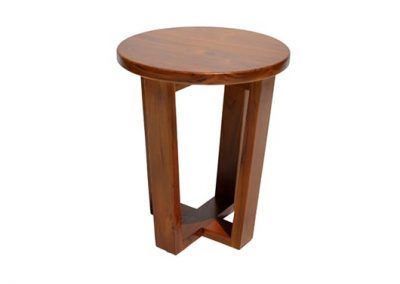 Boston round side table 40x40x50cm-