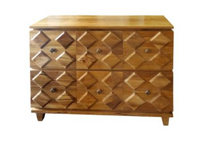Jupitar chest 6 drawers