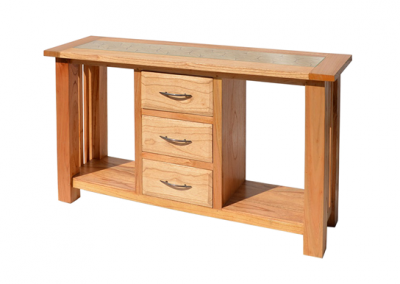 Oracle carved centre drawers 140cm