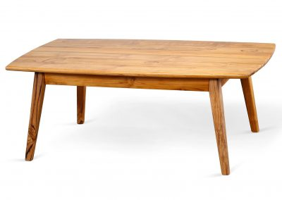 Oslo retro coffee table 120x70cm