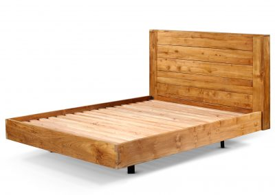 Floating bed king, queen, double - Welded metal base with hard wood timber frame and slats. excels Australian standards.