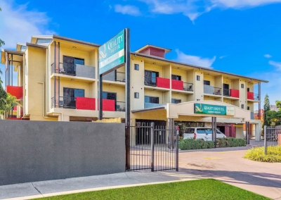 Quality Hotel Darwin Airport 64 rooms