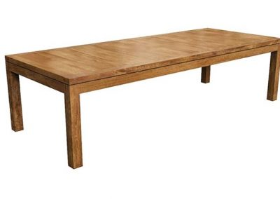 Plain dining table  220X100cm