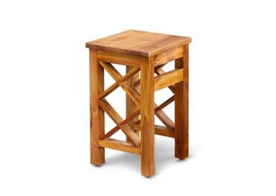 Madu side table mini 30x30x50cm