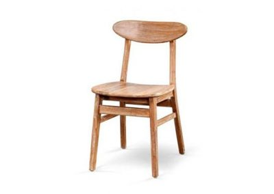 Oslo retro dining chair