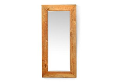 Plain mirror beveled edge 160x90cm