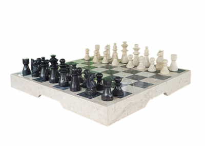 marble chess set 60x60cm