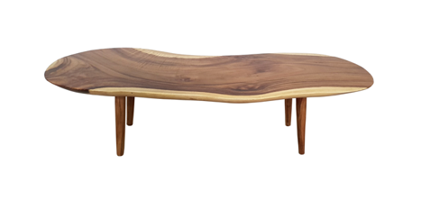 Suar natural coffee table
